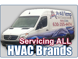 A All Temp Heating Cooling Service Air Conditioning Naperville Il Aurora Oswego